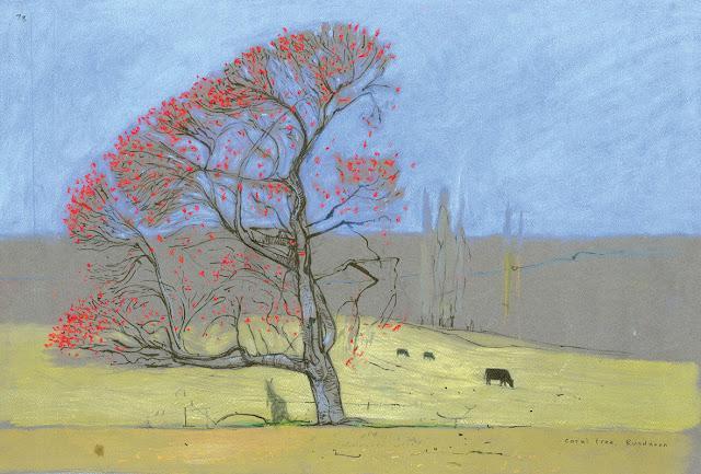 Shaun Tan Coral Tree