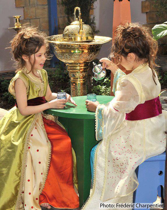 kids en caftan 2013 caftan marocain 2013