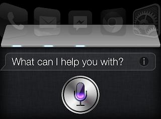 siri home iphone 4