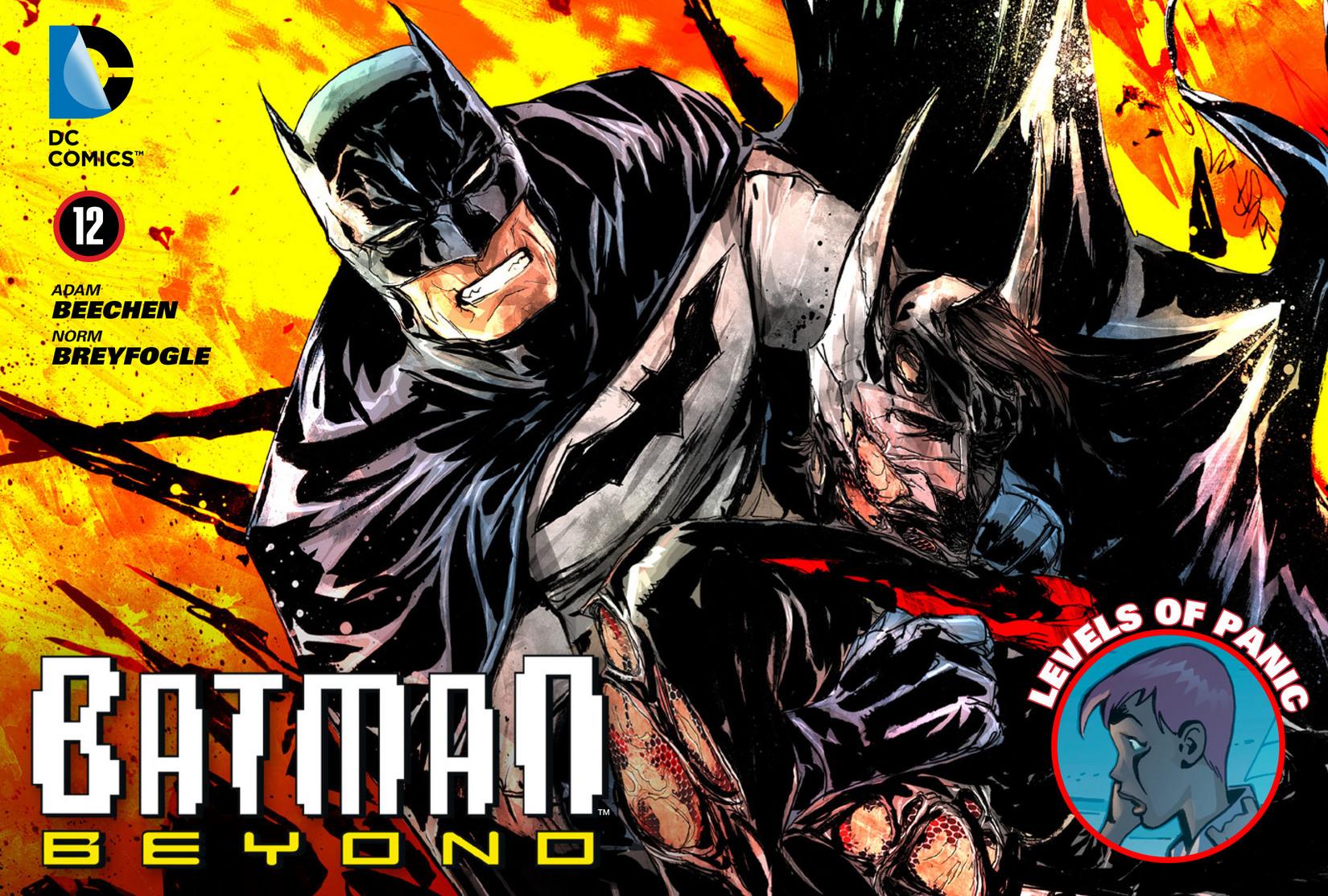 Batman Beyond (2012) Issue #12 #12 - English 1