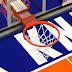 NBA 2K14 Long Basketball Net (2 Versions)