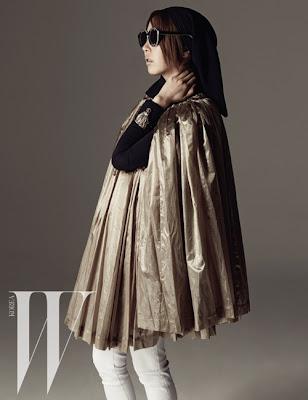Kim Na Young W Korea Magazine May 2013