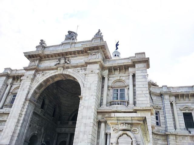 Beauty of Victoria Memorial, Heritage of Kolkata, Art & Culture of Kolkata