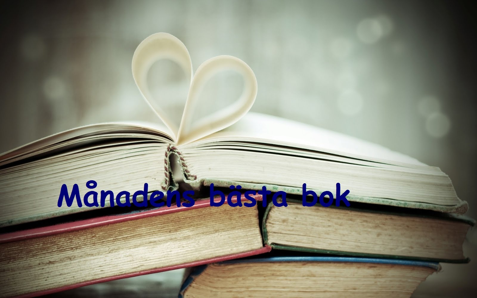 Månadens bästa bok oktober
