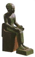 ancient egypt and imhotep Imhotep was a revered healer, architect, high priest, and adviser to king djoser he was thought to be a mythological figure until the late 19th century.
