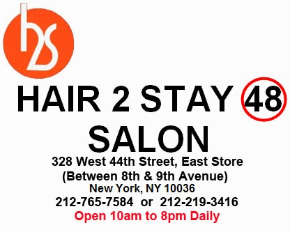 Hair2Stay48 Salon