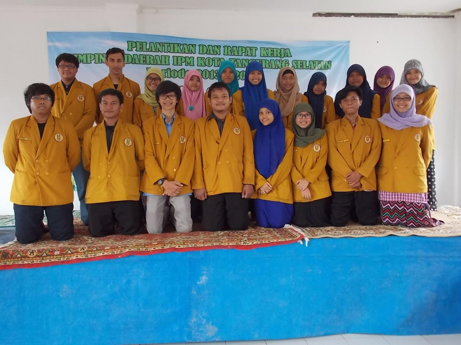 Pimpinan Daerah IPM Tangerang Selatan