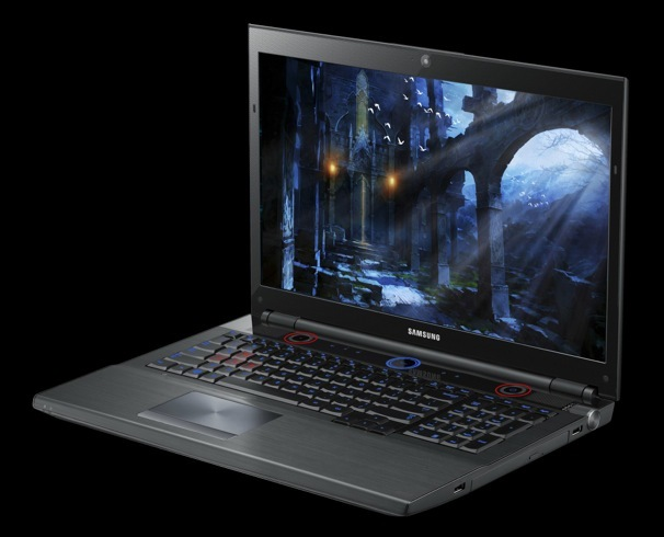 Upgraded Samsung Series 7 Gamer Laptop Set to Hit U.S. in April