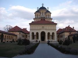 Catedrala ortodoxă din Alba Iulia, 4.04.2012...