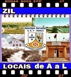 """ZML - LOCAIS - (de """"A"""" a """"L"""")"""