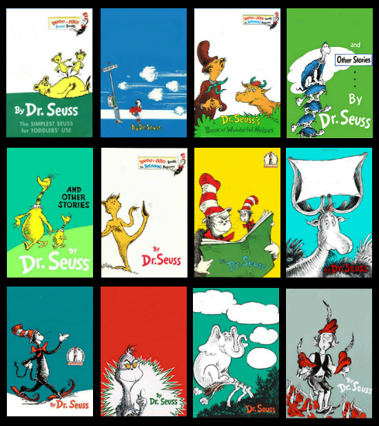 A Quiz of Dr. Seuss Books