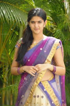 Hot Deeksha Seth in Langa - Voni