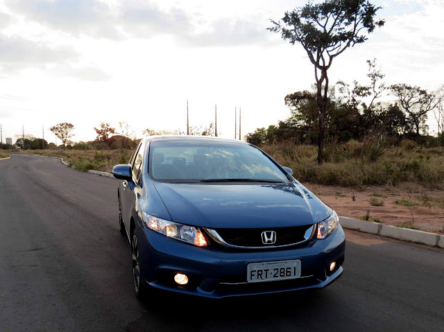 Honda Civic EXR 2.0 AT 2016