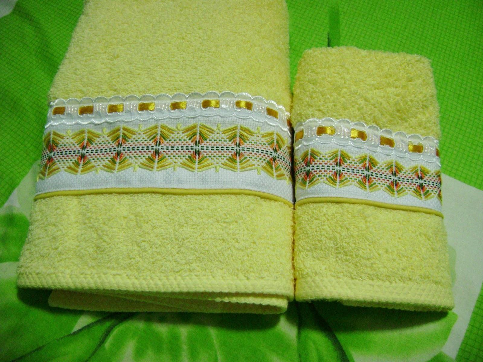 Daysi byb bisuter a y bordados - Cuales son las mejores toallas ...