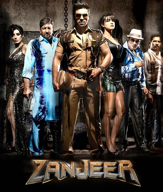 Watch Zanjeer (2013) DVDRip Hindi Full Movie Watch Online For Free Download