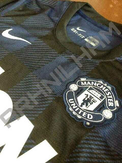 jersey away manchester united 2013/2014