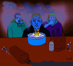 Malos hábitos envejecen 12 años a las personas