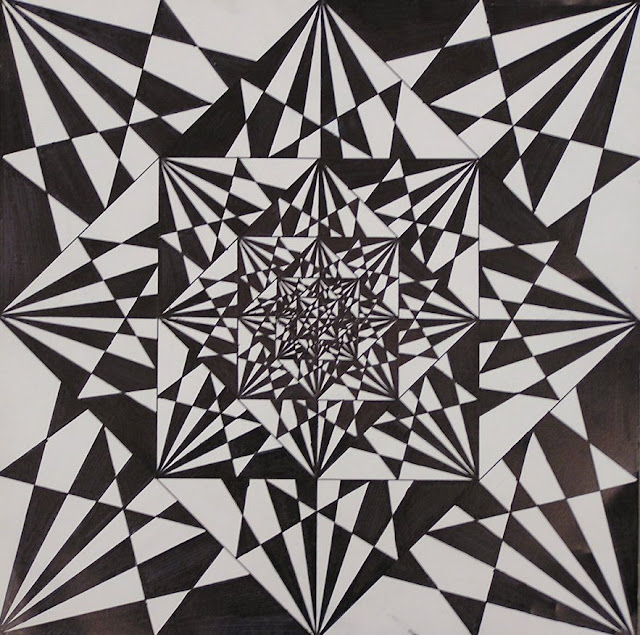 Splatters And Smudges Op Art 2009