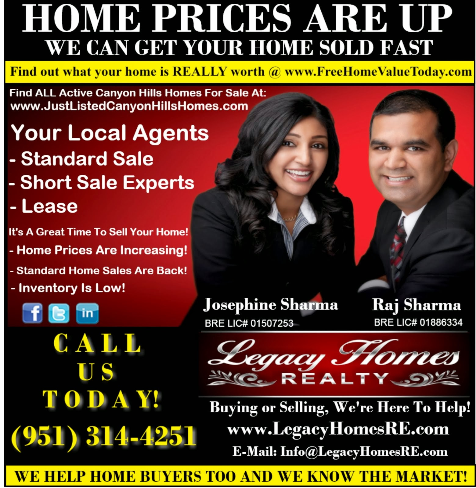 Legacy Homes Realty