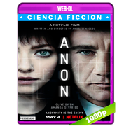 Anon (2018) WEB-DL 1080p Audio Dual Latino-Ingles