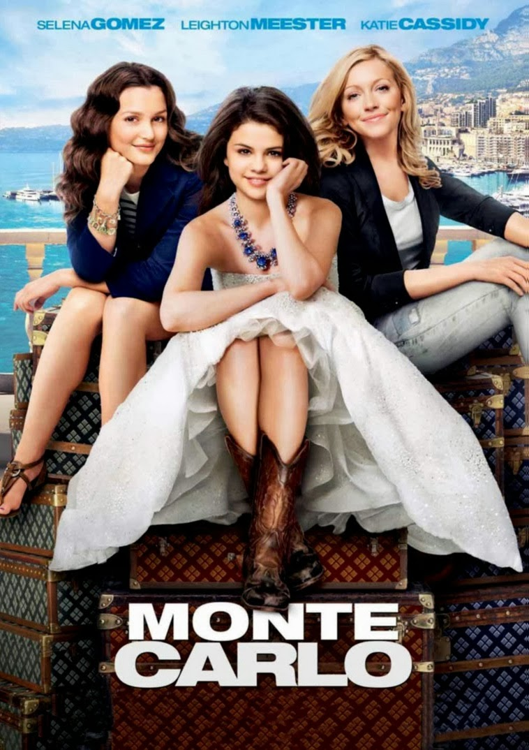 Monte Carlo – Dublado (2011)