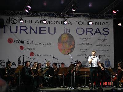 Filarmonica Oltenia Craiova in cartier