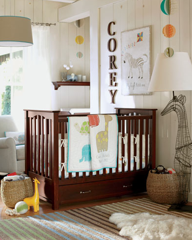 homedesignew: 10 IDEAS Baby Boy Nursery Inspiration
