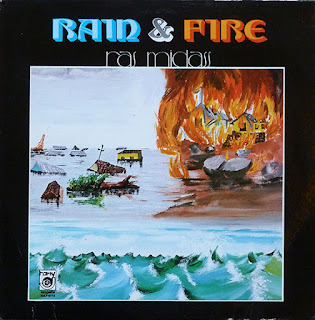 Ras Midas - Rain & Fire