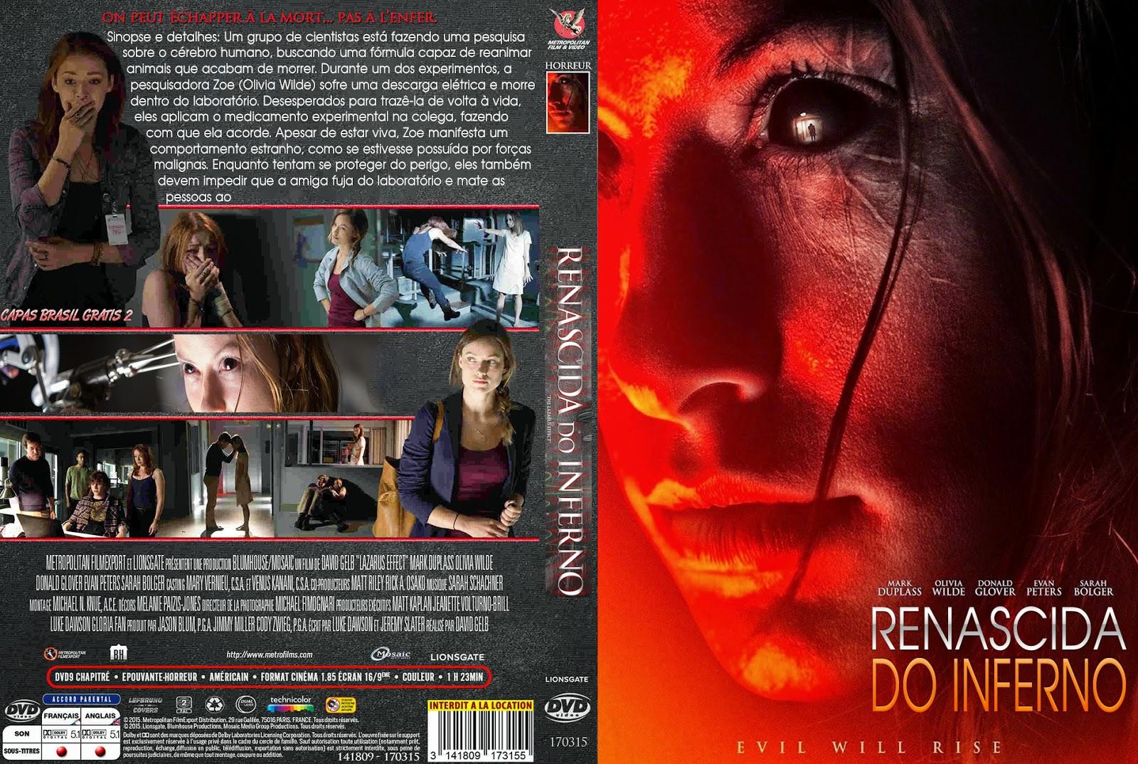 Renascida do Inferno DVD-R Renascida 2Bdo 2BInferno 2B02