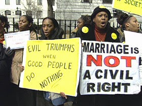 Oppose gay marriage essay