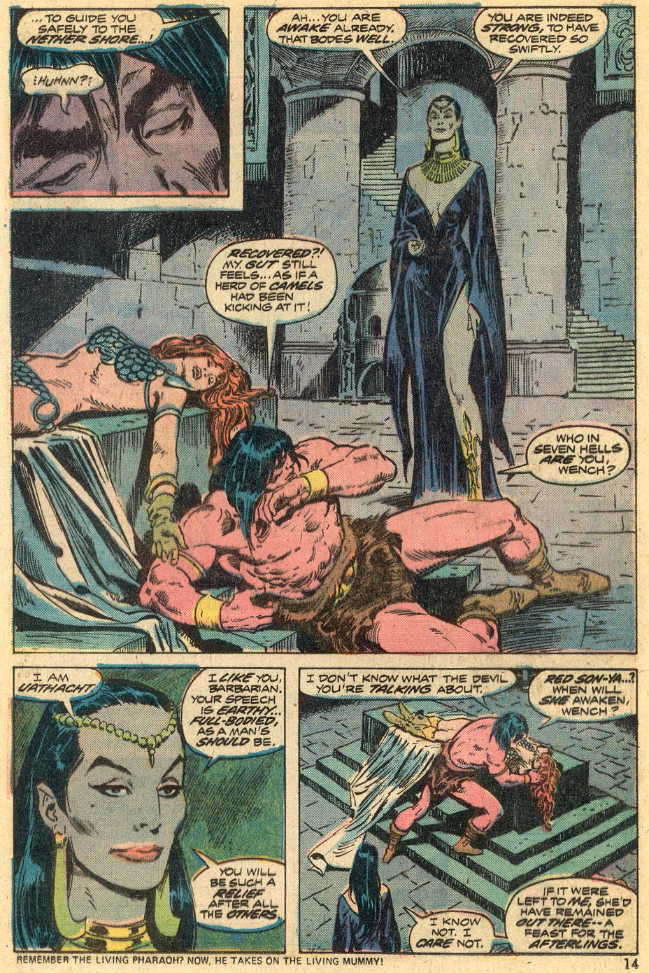 Conan the Barbarian (1970) Issue #43 #55 - English 9