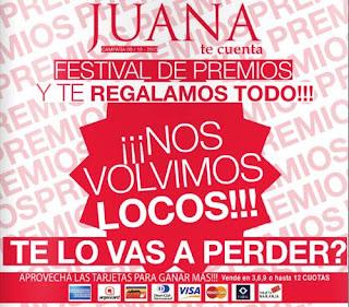 juana festival de premios 2013