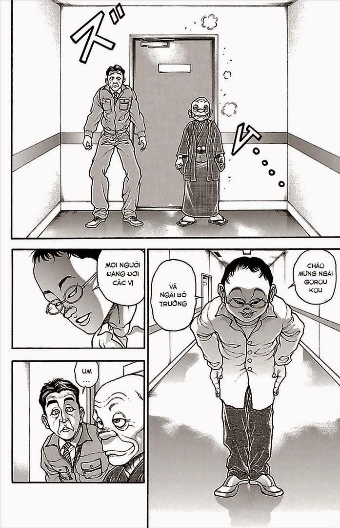 Baki Dou chap 4 Trang 10 - Mangak.info
