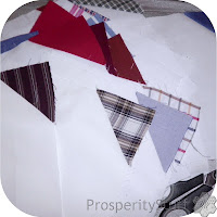 ProsperityStuff Snowball Corners from dress shirts