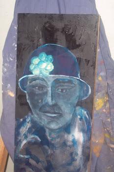 Griselda Abdala, Artista Plástica