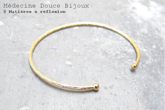 Bracelet 'Master' Médecine Douce Paris