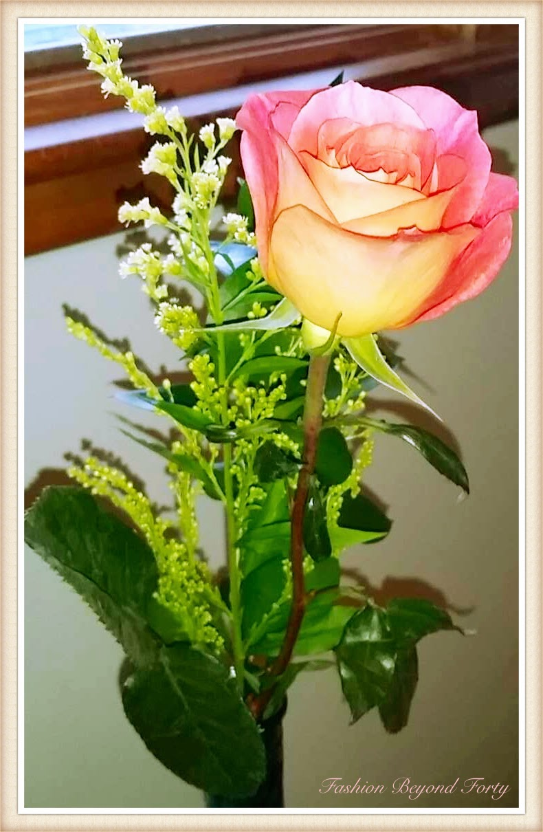 Happiness Is ... A Rose For My Daughter