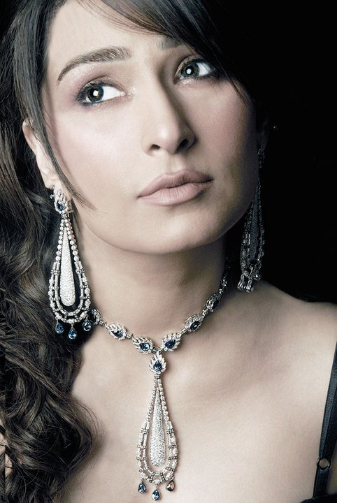 Reema Khan Hot Jewelery Photo Shoot 2012