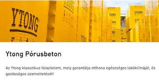 Pórusbeton- ytong | www.habbeton.com - Épül Kft. - Habbeton házak