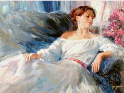mujeres-pintura-impresionista