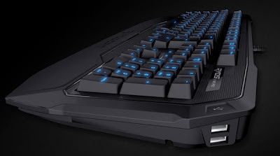 Roccat Ryos MK Pro 2 USB 2.0 ports