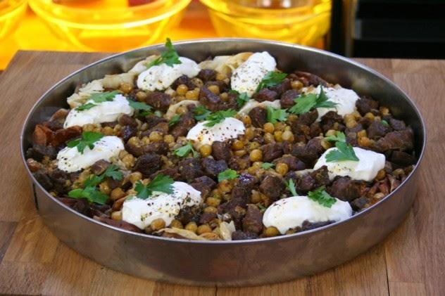 Piti Kebabı Tarifi