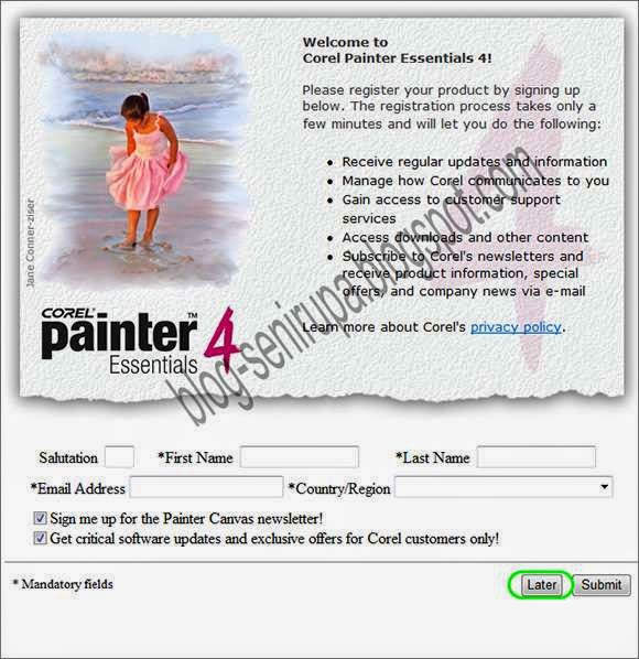 Corel Painter Essential 4