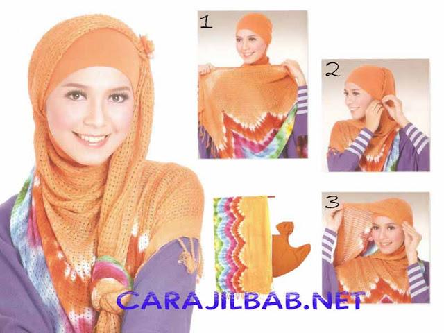 Gambar Cara Jilbab