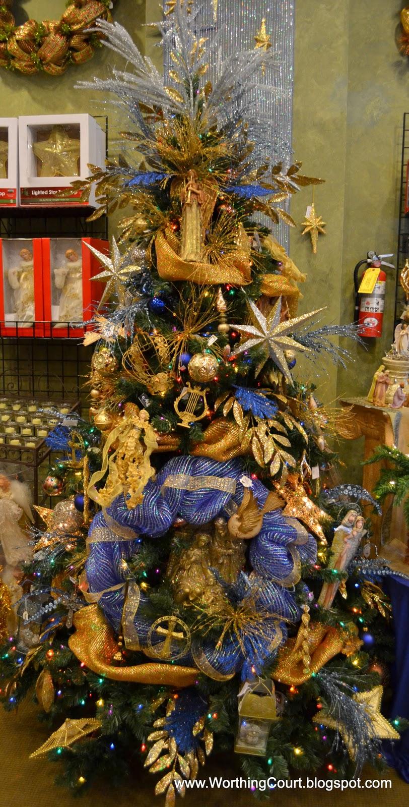 designer christmas decorating tips - Designer Christmas Trees