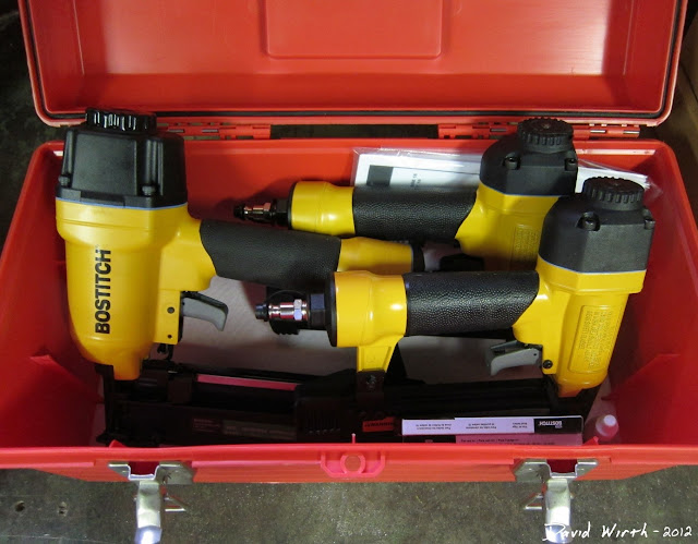 bostitch nail guns, kit, 16g, 18g,