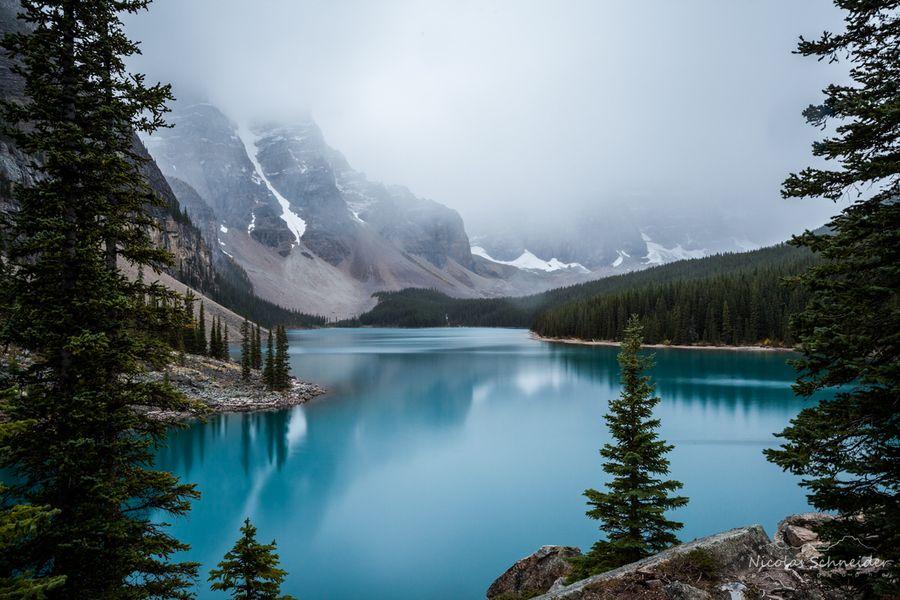 15. lake moraine by Nicolas Schneider