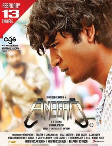 Ver Anegan (2015) Online