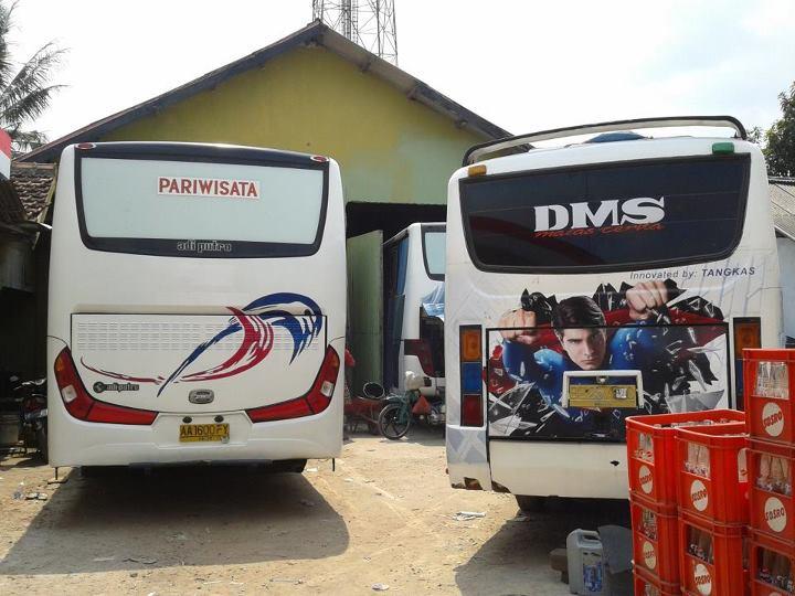 PO Duta Musafir Seputih Raman-Bus Pariwisata Lampung
