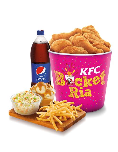 ENJOY BIG SAVINGS THIS MERDEKA SEASON WITH KFC BUCKET RIA ...